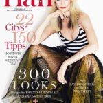 Makeup for Flair magazine photo shoot