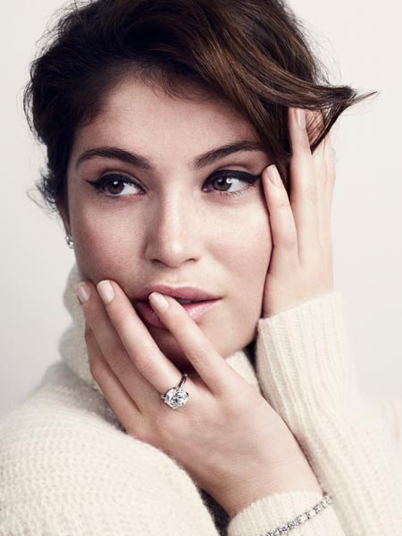 Gemma Arterton makeup by Mary Jane Frost