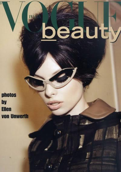 Vogue cover makeup artist Mary Jane Frost