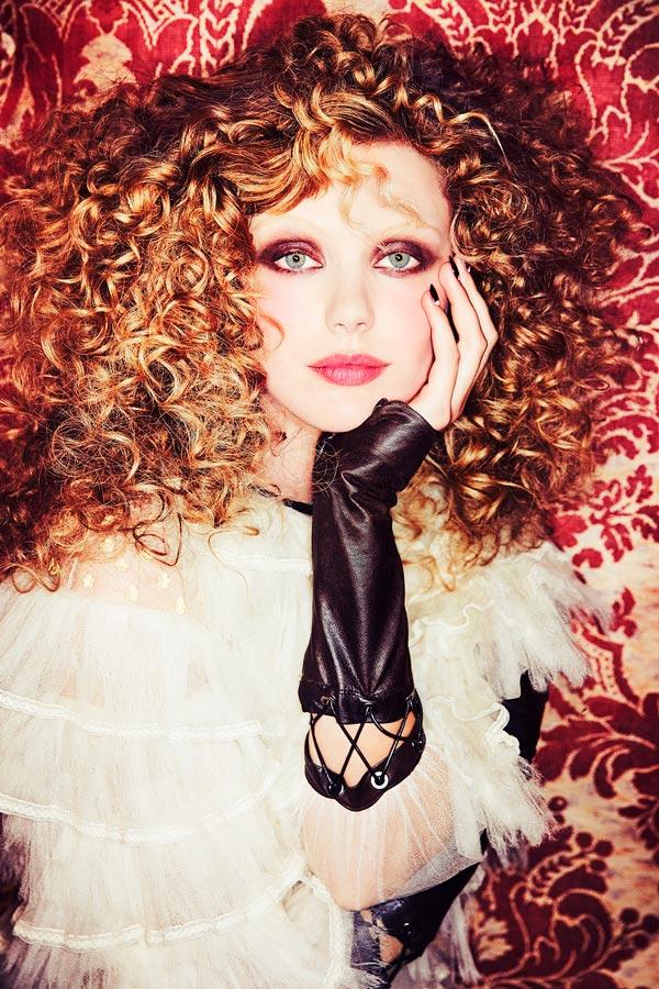 Numero cover makeup artist