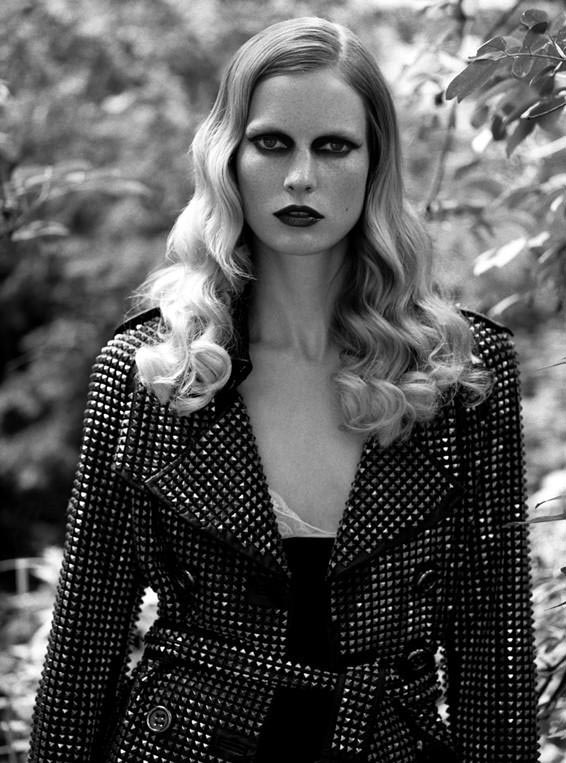Velvet Magazine makeup by Mary Jane Frost